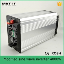 MKM4000-242G power bright power inverter peak 8000w inverter 4000w modified sine wave off grid power inverter dc 24v to ac 220v