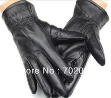 mens wowens Genuine Leather gloves skin gloves LEATHER GLOVES 10pairs/lot #3134