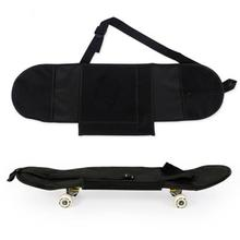 Durable Convenient Portable Skateboarding Skateboard Cover Longboard Carrying Backpack Carry Bag