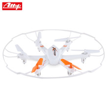 RC Drone 4CH 6-Axis Gyro Remote Control Hexacopter 4 Way Flip 360-degree Headless Mode  Modularized Structure Flight Helicopter
