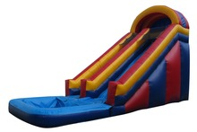 (China Guangzhou) manufacturers selling inflatable slides,Pool slides,CTB-010