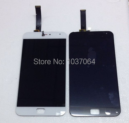 White or Black LCD Screen display +Touch Digitizer  For 5.5  Meizu MX4 Pro free shipping<br><br>Aliexpress