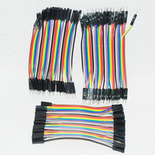 12Dupont Breadboard Pack PCB Jumpers 10CM 2.54MM Wire Male Female /Female Jumper Cable 10cm DIY - E-visiontek Store store