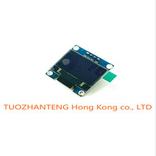 White  color 0.96 inch 128X64 OLED Display Module For arduino 0.96 IIC SPI Communicate