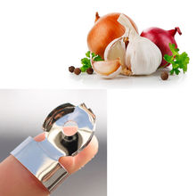 1Piece Smart Wise Garlic Peeler Plastic Garlic Ginger Cooker Kitchen Tool Accessories