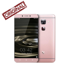 Original LeTV LeEco Le Max 2 X820 Cell phone Android 6.0 OS 4GB RAM 32GB ROM Snapdragon 820 Quad Core 5.7 Inch 2560*1440P 21.0MP(China)