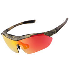 WHEEL UP UV400 Summer NEW Sport Sunglasses Men Polarized Cycling Glasses Waterproof Coating MTB Road Unique Outdoor Bike Eyewear