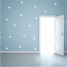2017 Stars Sky Acrylic Mirror Removable Wall Sticker Home Art Decor Decal DIY Home Decoration Accessories(China)