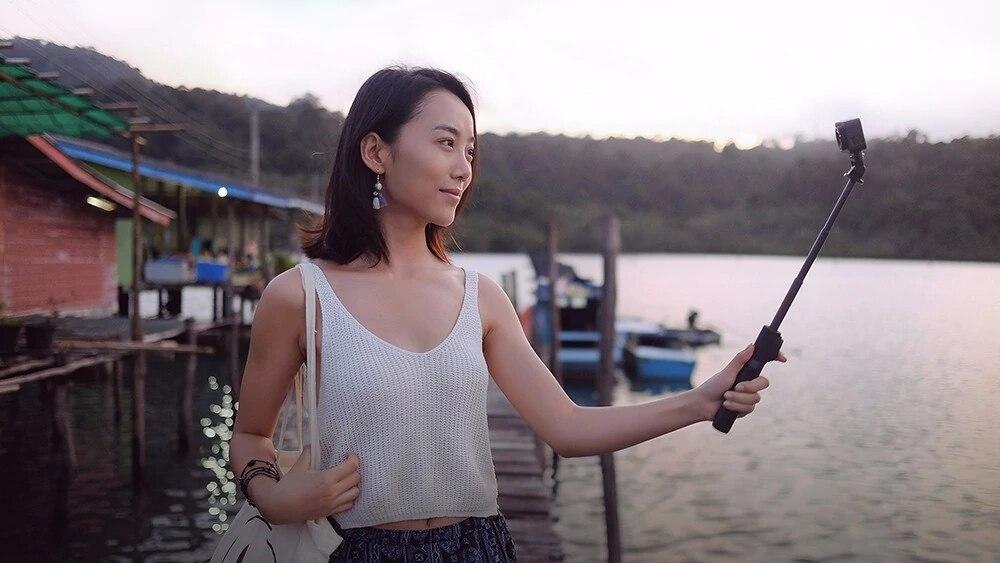 In Stock New Xiaomi Mijia Portable Mini 4K 30fps Video Recording 145 Wide Angle 2.4 Inch Screen Mijia Mini