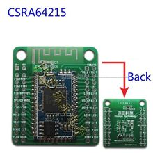 Tracking number CSRA64215 4.0 4.2 Bluetooth Audio Module APTX-LL TWS I2S Output 12v 5v power supply(China)