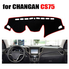 font b Car b font dashboard covers mat for CHANGAN CS75 all the years Left