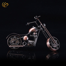 New Pure Handmade Iron Motorcycle Model Metal Art Motor Antique Motorbike Vintage Model Best Birthday Gifts For Boy Decor