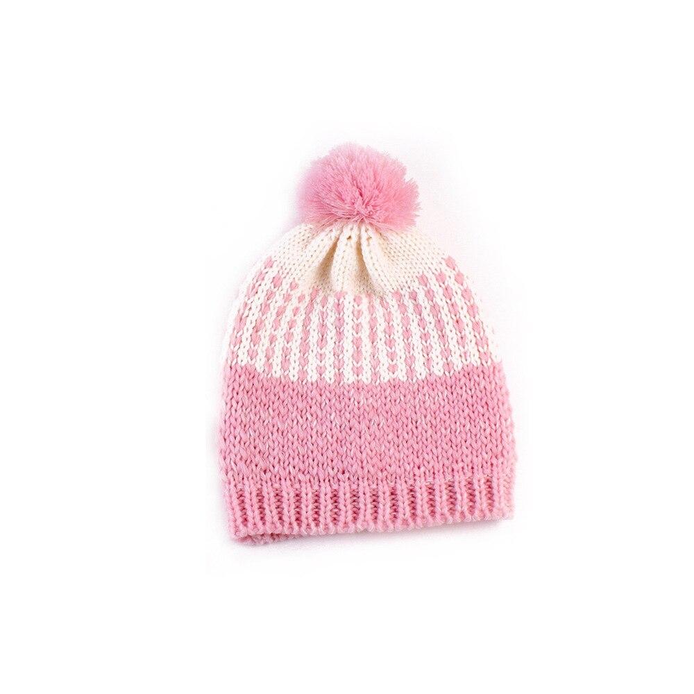 2016 HOT  Winter women Beanie female Hats Crochet Knit Beanie Knit Crochet cap Hairball Hip Hop Cap accessories 100pcsÎäåæäà è àêñåññóàðû<br><br><br>Aliexpress