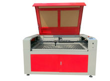 1490 100w CO2 laser engrave machine work table up and down used for acrylic  ABS and other non-metallic materials