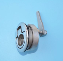 Marine Boat Hatch Latch Turning Lift Handle Stainless Steel Flush NON Locking