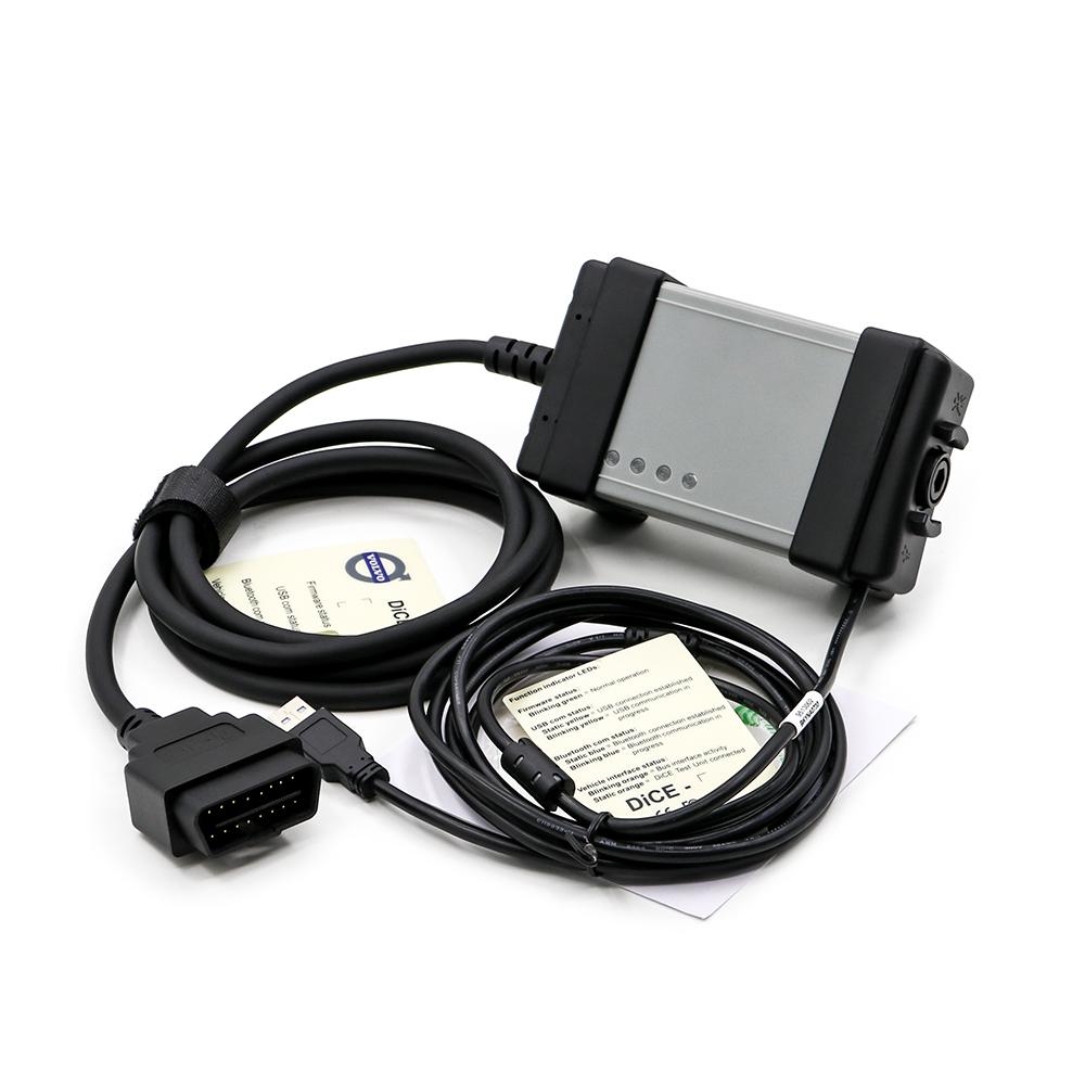 For-Volvo-Vida-Dice-Pro-2014D-Full-chip-Diagnostic-Tool-Green-Main-Board-OBD2-for-volvo