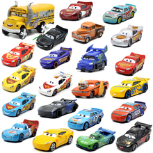Buy HOT Disney Pixar Cars 3 2 Miss Fritter Jackson Storm Cruz Ramirez 1:55 Diecast Metal Toys Model Car Birthday Gift Kids Boy for $3.29 in AliExpress store