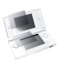 5pcs/lot DSL Ultra Clear LCD Screen Protector For Nintendo DS Lite Protective Film (5x film+5x cloth)(China)