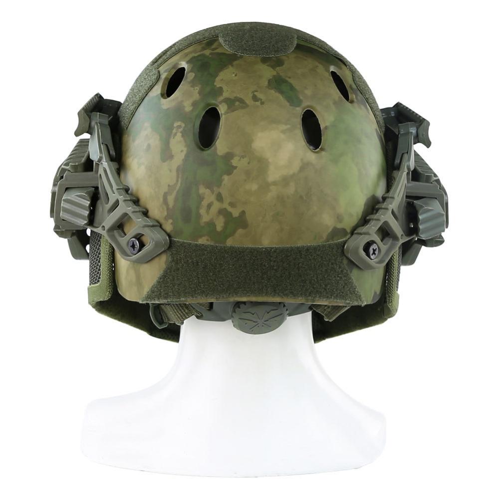 Lunettes de protection Système G4 Visage Complet Masque Casque Airsoft Paintball