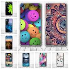 Buy Sony Xperia Z5 Case Silicone TPU Back Cover 3D Pattern Cute Capa Bags Sony Xperia Z5 E6603 E6633 E6653 E6683 Phone Cases for $1.05 in AliExpress store