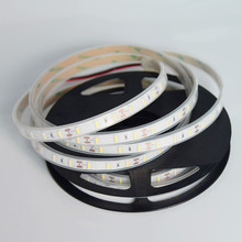 New LED Strip 7020 SMD 300leds/5M DC12V  White indoor waterproof LED Flexible Ribbon Tape Home Decoration Lamp