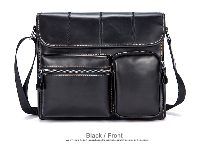 men leather bag