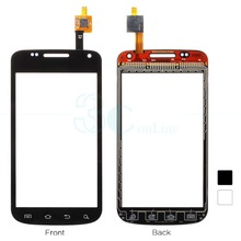 Original for Samsung Galaxy Exhibit II 4G SGH T679 Front Touch Screen Panel Digitizer Replacement Parts & Free Tools