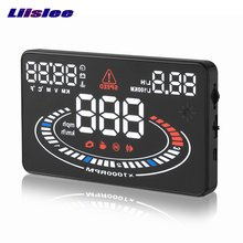 Liislee Car HUD Head Up Display For Volkswagen Golf GTI / Jetta - Safe Driving Screen Projector Inforamtion  Windshield