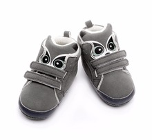 Kids Shoes Baby Girl Cute Sweet Cartoon First Walker Toddler Children Boots Infant Soft Sole Winter Warm Prewalkers Babe Booties(China)