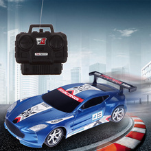 Hot 1:24  Drift Speed Radio Remote control RC RTR Truck Racing Car kids Toy Xmas High Quality Toy Gifts For Baby Kids