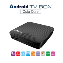 Buy Hot M8S PRO Bluetooth 4.1 Dual Band WiFi Android 7.1 TV Box 2GHz ARM Cortex-A53 CPU 64bit Media Support 4K 3D Video for $56.68 in AliExpress store