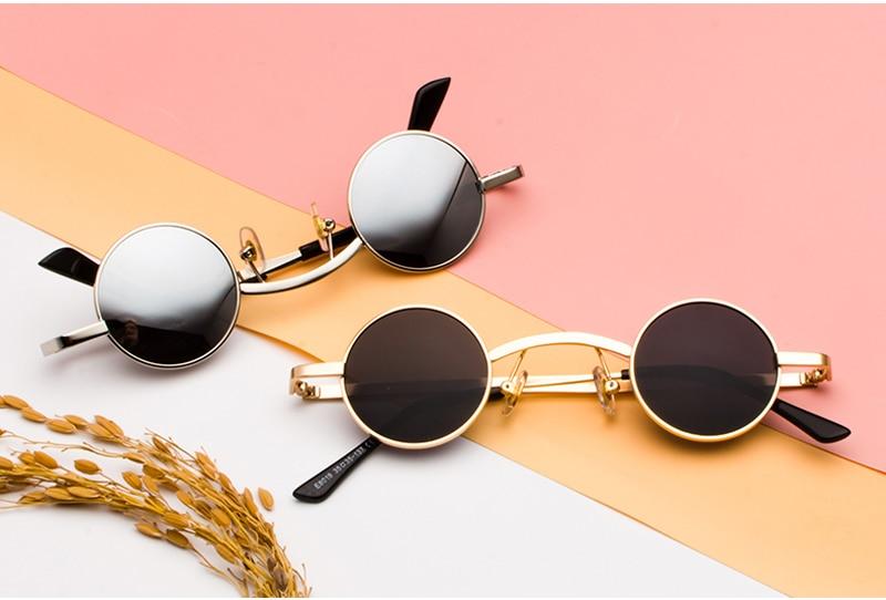 mini sunglasses round 6022 details (4)