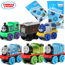 Thomas and Friends James Gordon Annie Clarabel Mini Trains Diecast Metal Magnetic Trackmaster Wooden Railway Toy Thomas de trein