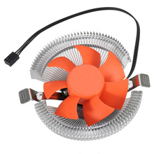High Quality Computer PC CPU Cooler Cooling Fan Quiet Slient Cooling Heatsink Radiator Fan for intel 775/1155/1156/AMD