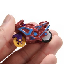 1 Pc Inertia Motorcycle Vehicle Toys Gifts Children Kids Motor Bike Model Diecasts & Toy Vehicles Random Color