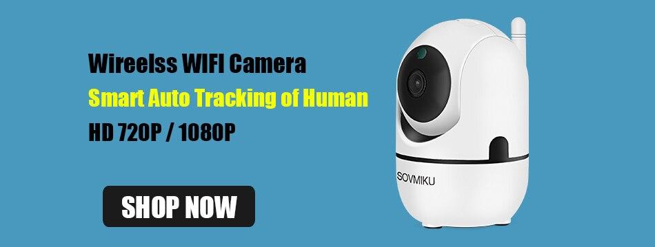 Wireless-WIFI-Camera-Auto-Tracking