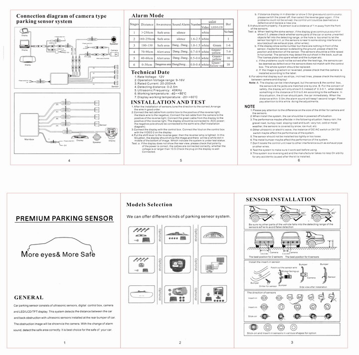 2 Parking System manual