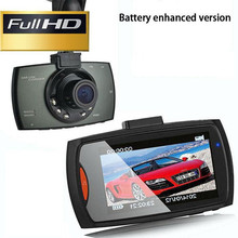 "1080P 2.4"" LCD Screen Car Camera DVR Night Vision Car G-Sensor DVR Vehicle Dash Cam Camera Vidoe Recorder"