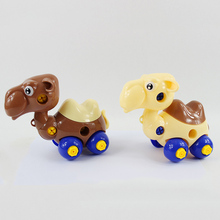 AUTOPS DIY children novelty toys clockwork camel kids funny wind up creative toys baby chain cartoon camel plaything