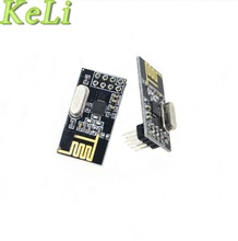 1PCS/LOT NRF24L01+ wireless data transmission module 2.4G / the NRF24L01 upgrade version