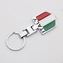 Porte-clés Pour Hommes Mode Porte-clés pour Homme femme Bijoux Voiture Porte -clés Bijoux De Mode Nouvelle Arrivée Italie drapeau cc14868a806