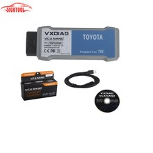 100% Original VXDIAG VCX NANO for TOYOTA TIS Techstream V10.30.029 Compatible with SAE J2534