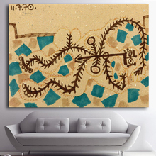 Canvas Art Pablo Picasso Paintings Wall Poster Modern Abstract Oil Painting Art Prints Wall Pictures for Living Room No Frame
