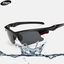 VEGA Popular Men Military Sunglasses Polarized Sports Sun Glasses For Biker Driver Super Cool Shooting Sunglasses 3106