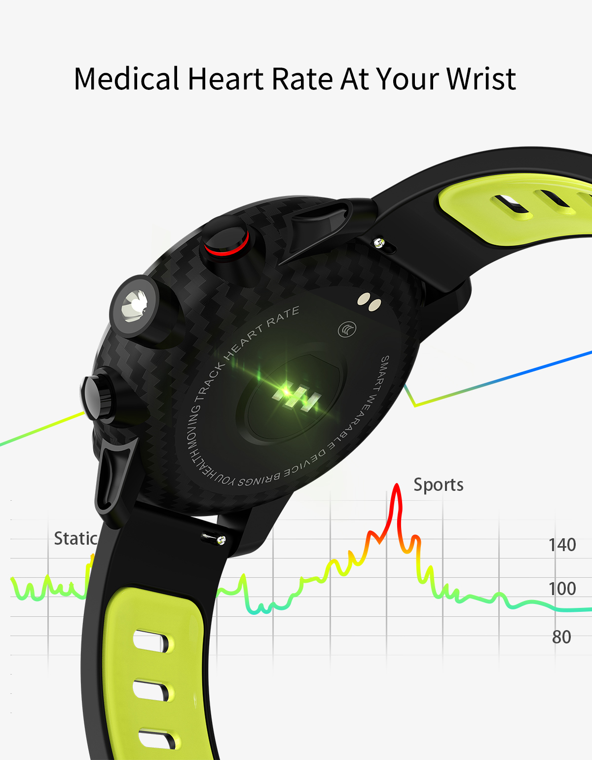 Smart Watch for Swimming 19