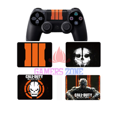 For Call of Duty Limited Edition Touch pad Decal Sticker For Playstation 4 PS4 Controller Touchpad Bar Skin