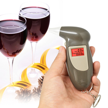 Free Shipping, Key Chain Alcohol Tester, Digital Breathalyzer, Alcohol Breath Analyze Tester (0.19% BAC Max) , Wholesale(China)