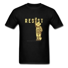Resist say smokey trump Mens t shirts 2017 Best Selling rugby jersey
