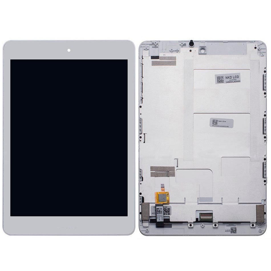For Acer Iconia A1-830 A1 830 Full Digitizer Touch Screen Glass Sensor + LCD Display Panel Screen Monitor Assembly + Frame Bezel<br><br>Aliexpress