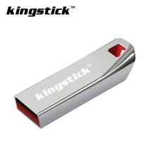 Waterproof pendrive 32gb 16gb usb flash drive 64gb 8gb 4gb cheap memory stick pen drive 64gb metal flash memoria u disk on key(China)